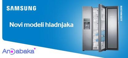 Novi hladnjaci Samsung