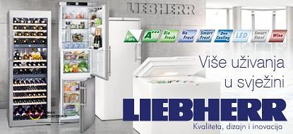Liebherr – više uživanja u svježini