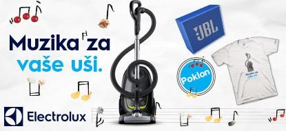 "Electrolux promocija ""Muzika za vaše uši!"""