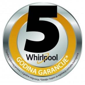 Whirlpool promo 5 godina garancije