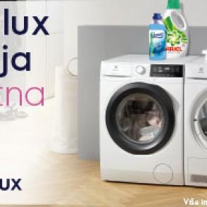 Electrolux poklanja besplatna pranja