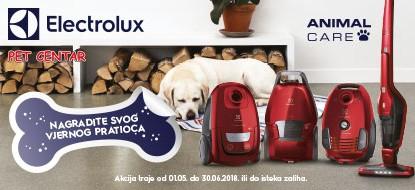 Electrolux animal kampanja