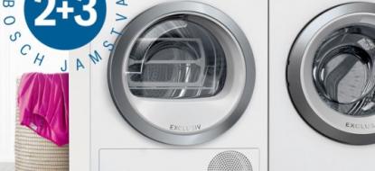Promocije Bosch velikih kućanskih aparata