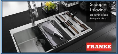 Franke – inteligentna rješenja za vašu kuhinju